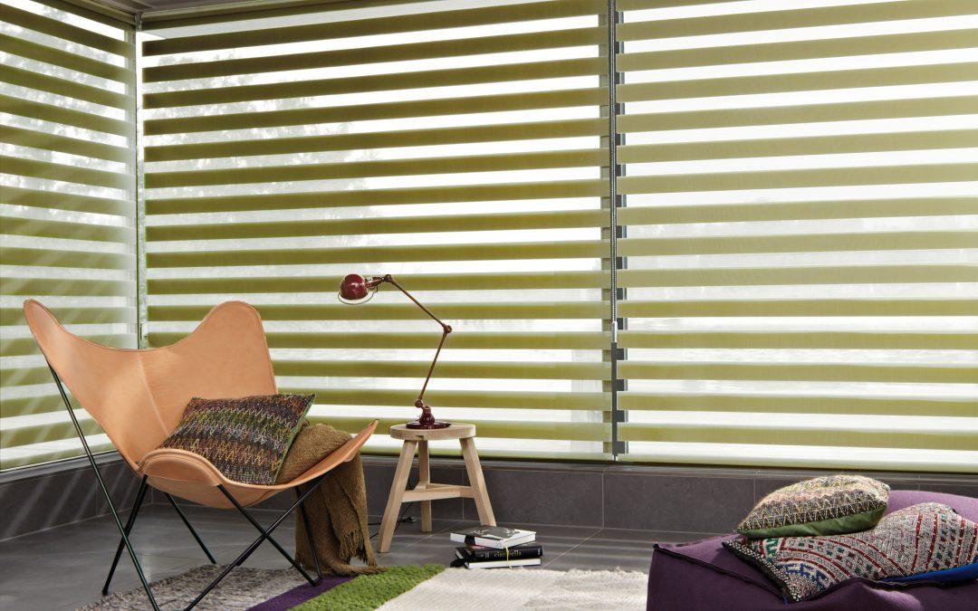 Luxaflex® introduceert Twist™ Rolgordijnen collectie