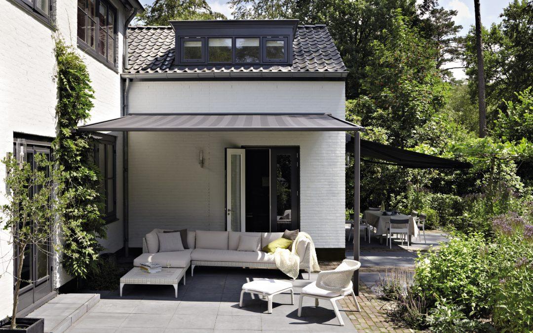 Comfortabel buiten leven met Vaste Terrasoverkappingen van Luxaflex®