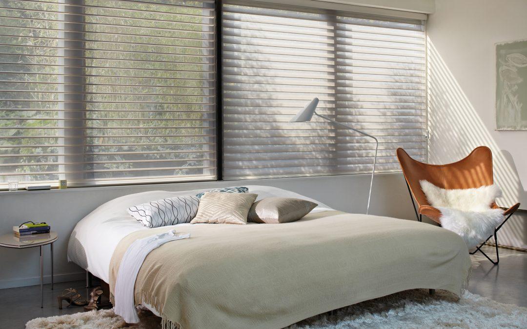 Luxaflex® breidt collectie Silhouette® Shades uit