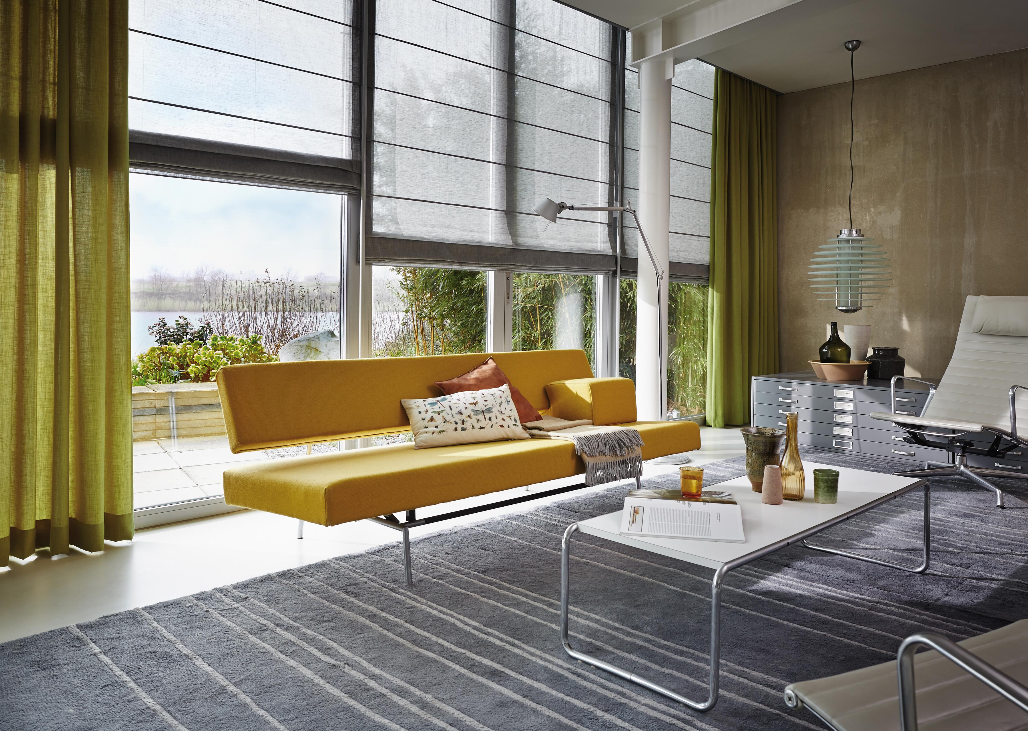 Raambekleding in 2014: rustige kleuren en natuurlijke materialen ...
