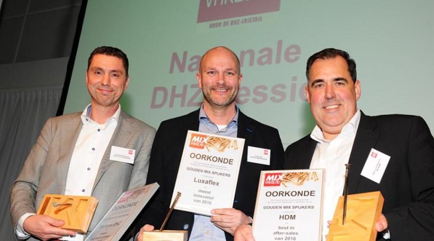 Luxaflex® wint vakprijs 'meest innovatieve leverancier'