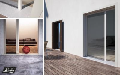 Luxaflex® introduceert nieuw design hordeuren