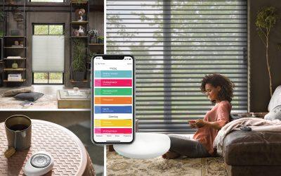 Luxaflex® lanceert nieuwe generatie raambekleding