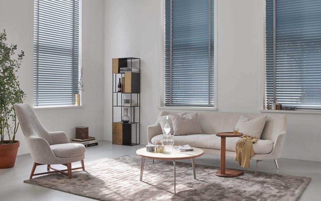 Luxaflex® breidt collectie horizontale jaloezieën uit